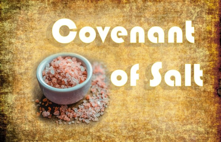 The Covenant of Salt