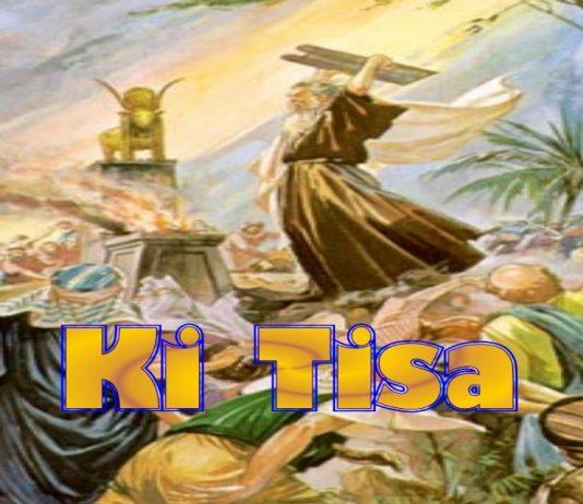 Image result for ki tisa torah portion images