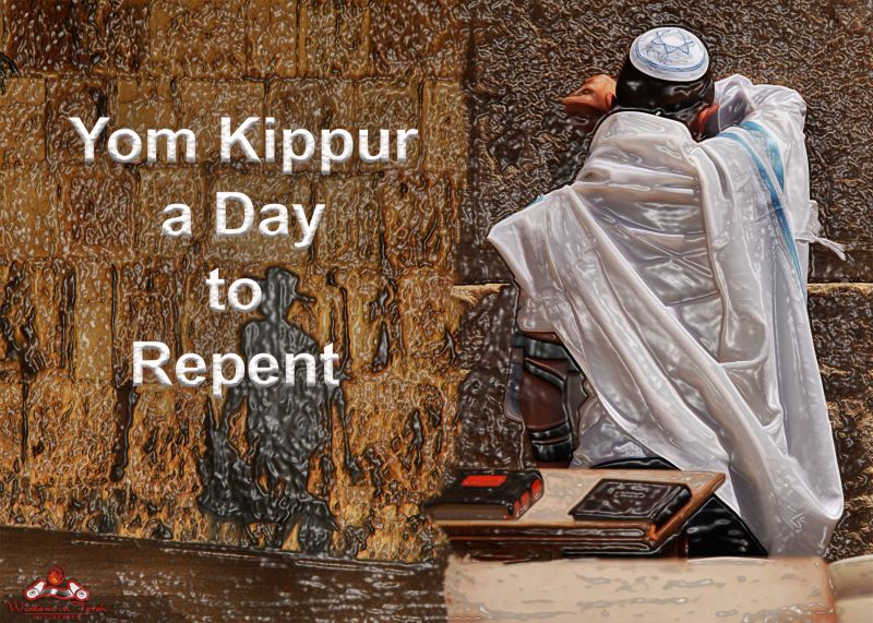 Teachings on The Day of Yom Kippur (Day of Atonement) - Wisdom In Torah  Ministries - Rico Cortes
