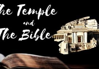 the temple and the bible