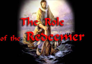 Role of the Redeemer