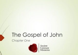 The Gospel of John-New