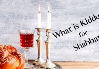 What is Kiddush for Shabbat_